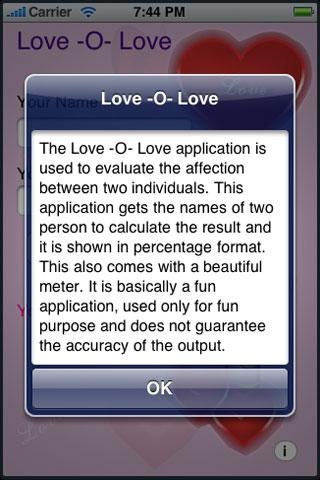 Screenshot Love -O- Love
