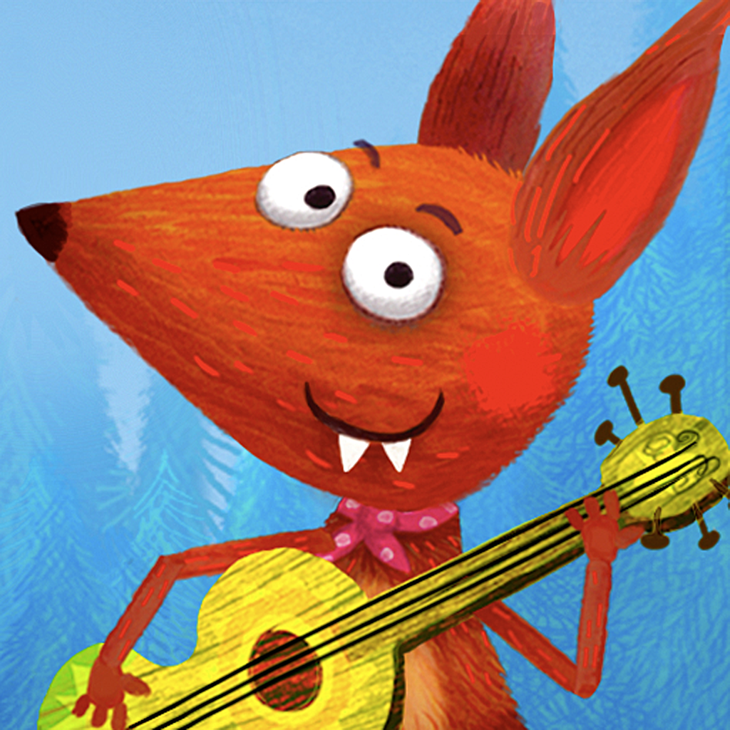 Little Fox Music Box – Kids songs – Sing along - Fox and Sh...